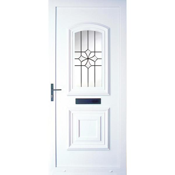 Pvc Door Parts : Upvc replacement door panel insert b bg