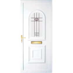 Upvc Replacement Door Panel Insert D2 DG100