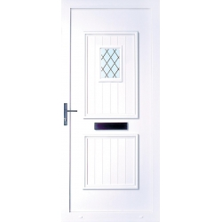Upvc Replacement Door Panel Insert G2 Diamond Lead