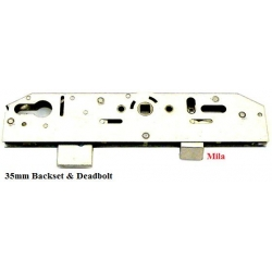 Mila 35mm Door Lock Gearbox