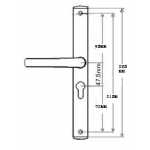 48 215 lever lever handles