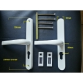 48mm Sprung Upvc Door Handle
