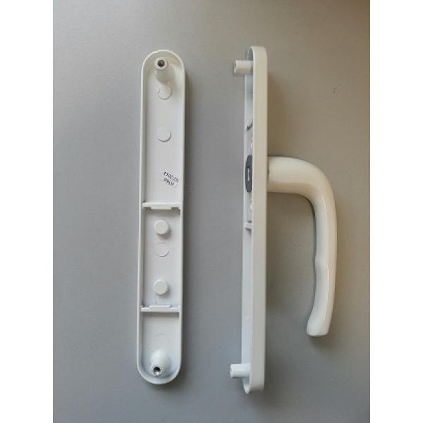 Pro upvc 92pz blank door handle for Upvc french door handles