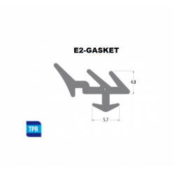 E2 TYPE Seal Window Gasket Door Gasket