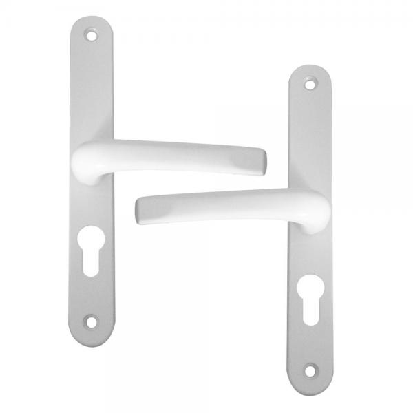 Replacement Upvc Door Handles >> Everest Upvc Door Handle 48pz Replacement