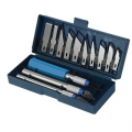 Hobby Knife Set (16 Piece)