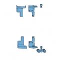 Bi Folding Patio Door Handles