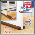 Twin Draft Guard Door Breeze Blocker