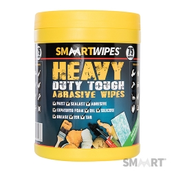 Heavy Duty Tough Abrasive Wipes 75pk