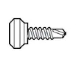 Nipple Weather Bar Screw (Pk 20)