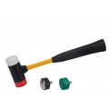 Multi Head Glazing Hammer