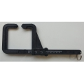 Glass Caliper Measuring Gauge