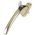 Pro Inline Gold Espag Window Handles