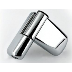 Ideal Chrome Upvc Door Flag Hinges