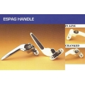 Cranked Espag Window Handle
