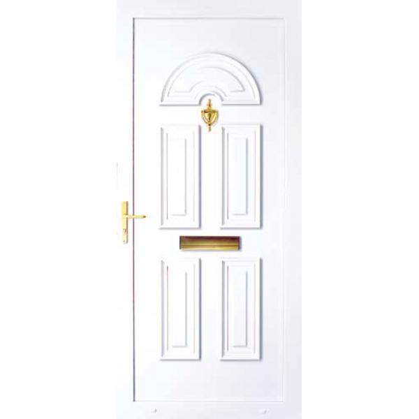 Upvc replacement door panel insert c for Double door replacement
