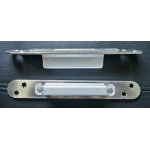 composite door deadbolt keep