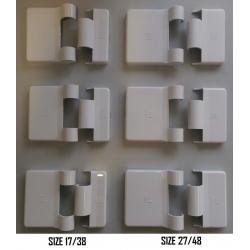 Siegenia FS Portal Bi-Fold Door Hinge Cover Carton B