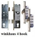Winkhaus 4 Hook Door Lock