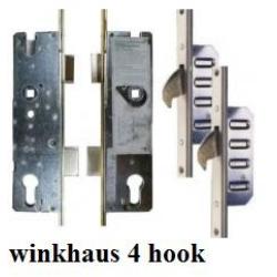 Winkhaus 4 Hook Door Lock