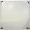 WHITE Upvc Flat Replacement Door Panel Inserts