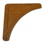 Oak Window Arch