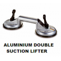 Double Aluminium Glass Suction Lifter