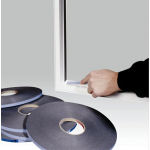 glazing tape application