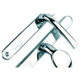Pro 92/62pz Lever and Pad Door Handles