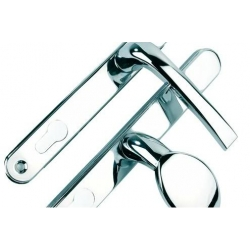 Pro 92/62pz Lever and Pad Upvc Door Handles