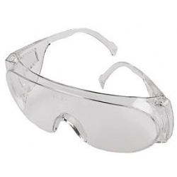 Safety Glasses Over Specs