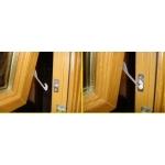 window restrictor operation
