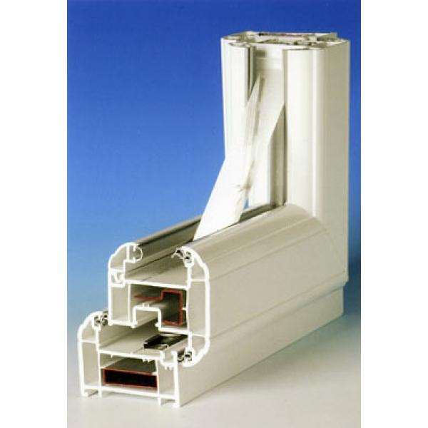 Deceuninck 2800 Double Glazed Windows Doors And Tilt N Turn