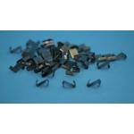 z glass clips 100