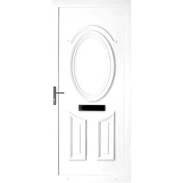 Pvc Door Parts : Upvc replacement door panel insert s