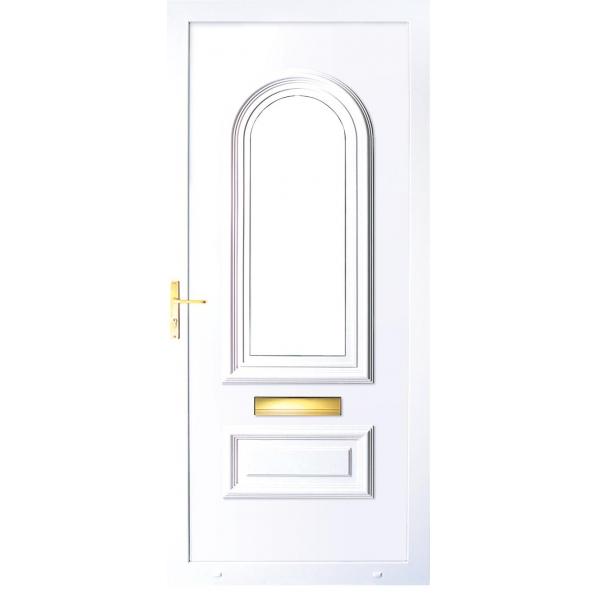 Upvc replacement door panel insert w for Double door replacement
