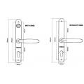 Upvc Door Handle 68pz