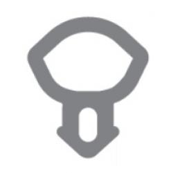 Option 4: INLINE Bubble Seal Window Gasket / Door Gasket