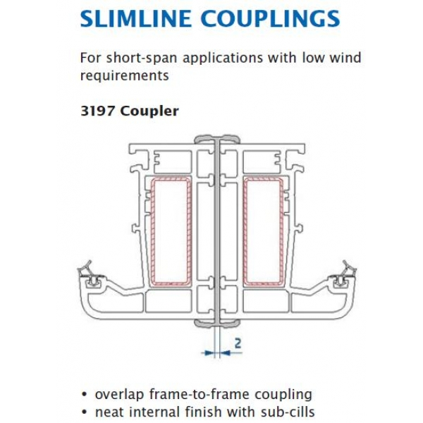 Pvc Door Parts : Upvc mm joint strip