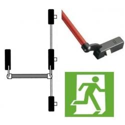 Surface Mounted Panic Lock / Emergency Exit