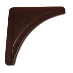 Rosewood Window Arch
