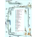 SI Siegenia Tilt and Turn Drive Gear Mechanism Full Kit