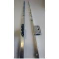 Retrofit Slimline Window Espag Lock - 13mm or 16mm